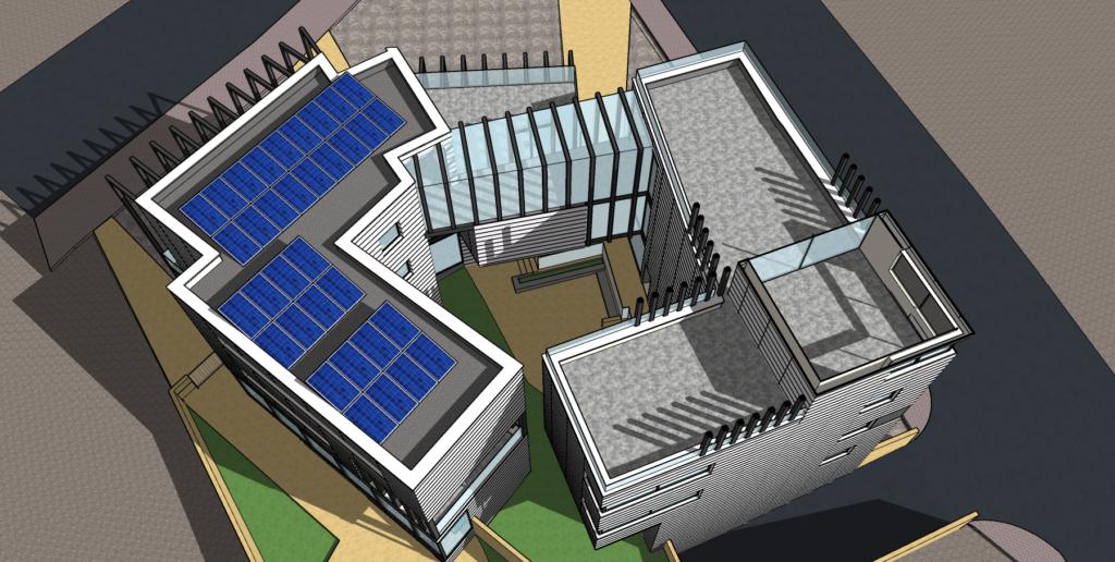Hybrid solar Photovoltaics