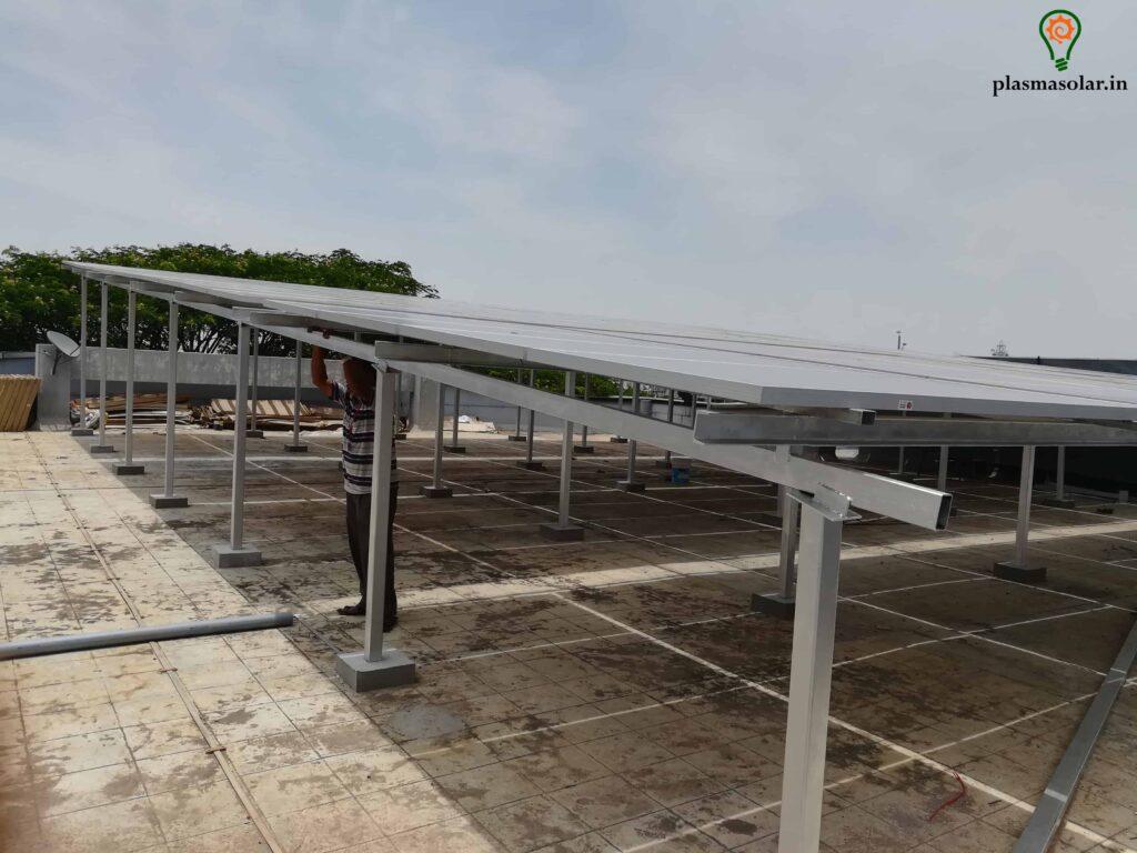 bescom roof top electricity solar grid