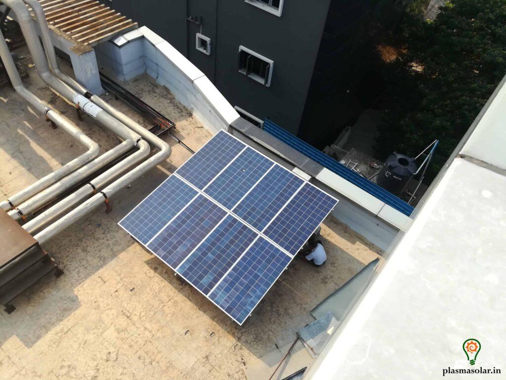 Zero Export device enable On-Grid Solar