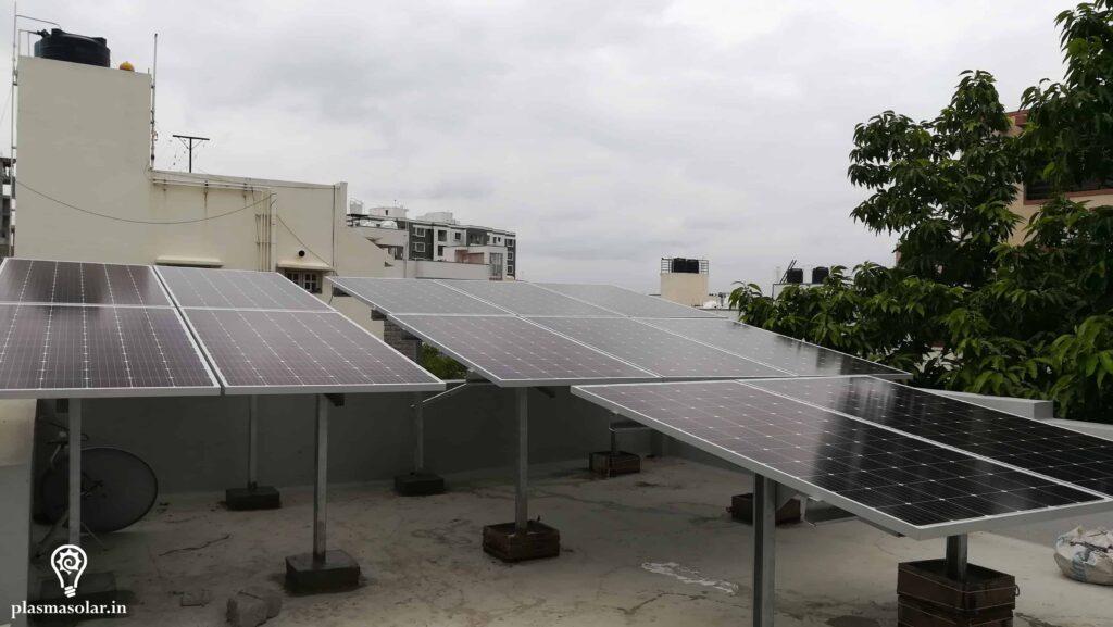 on grid system solar