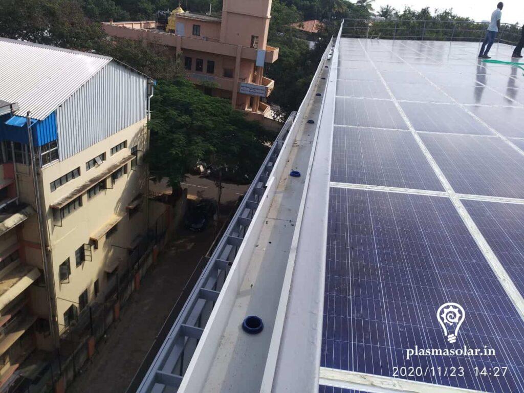 Solar Building Cafeteria