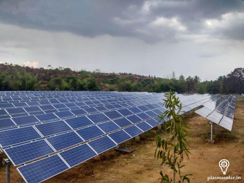 solar farming in karnataka