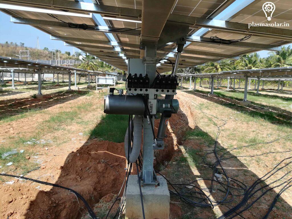 solar plants in karnataka