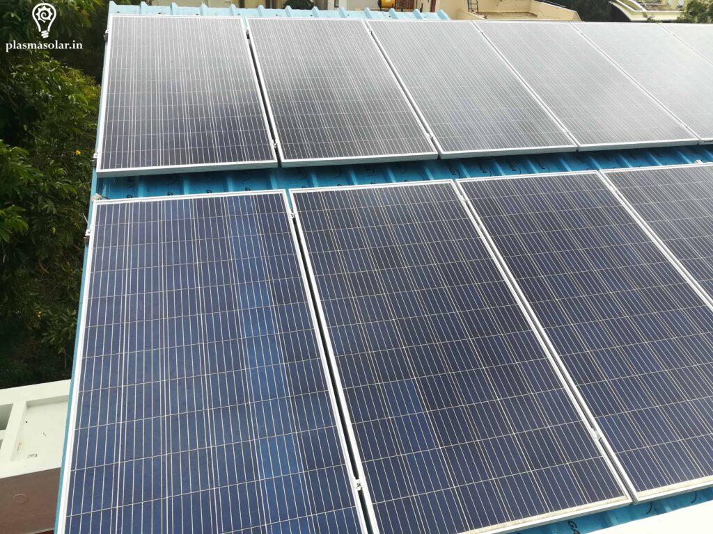 best polycrystalline solar panels in india