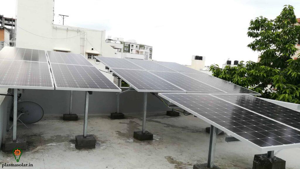 solar panel companies in bangalore
