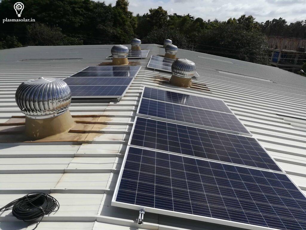 bescom solar installer