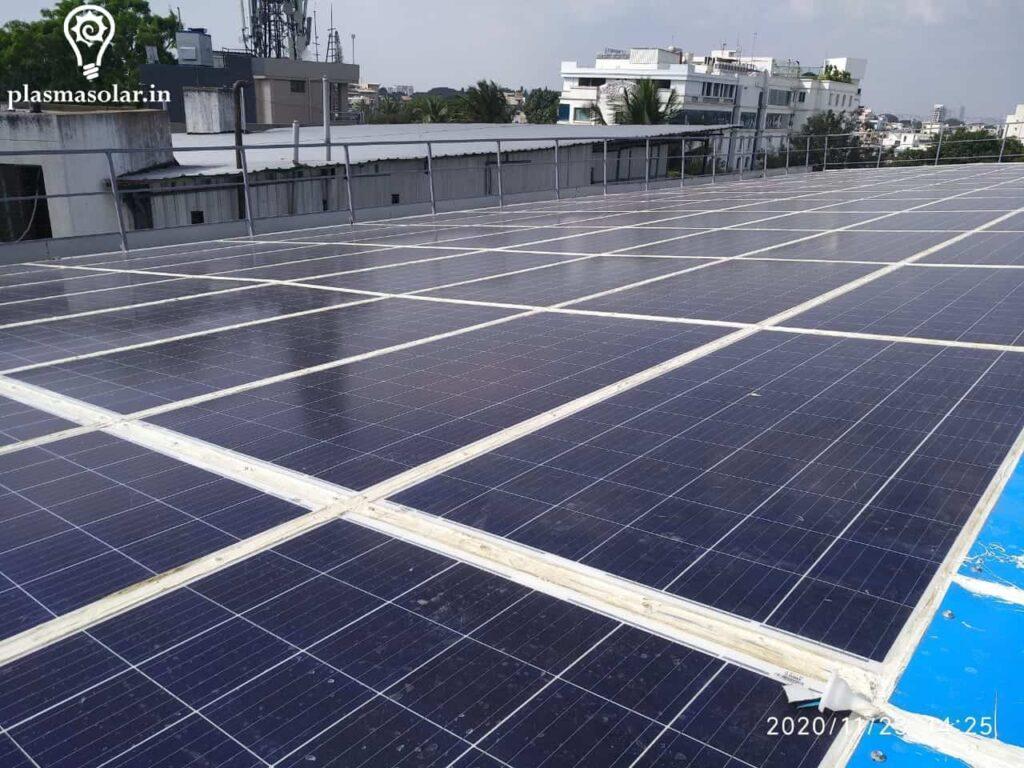 polycrystalline silicon solar panel efficiency