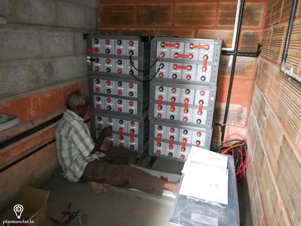 solar batteries in karnataka