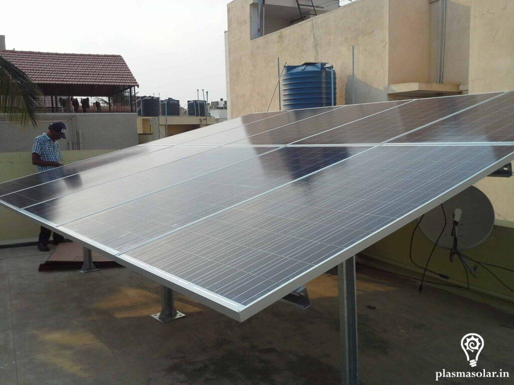 25 years of linear power warranty solar cell module