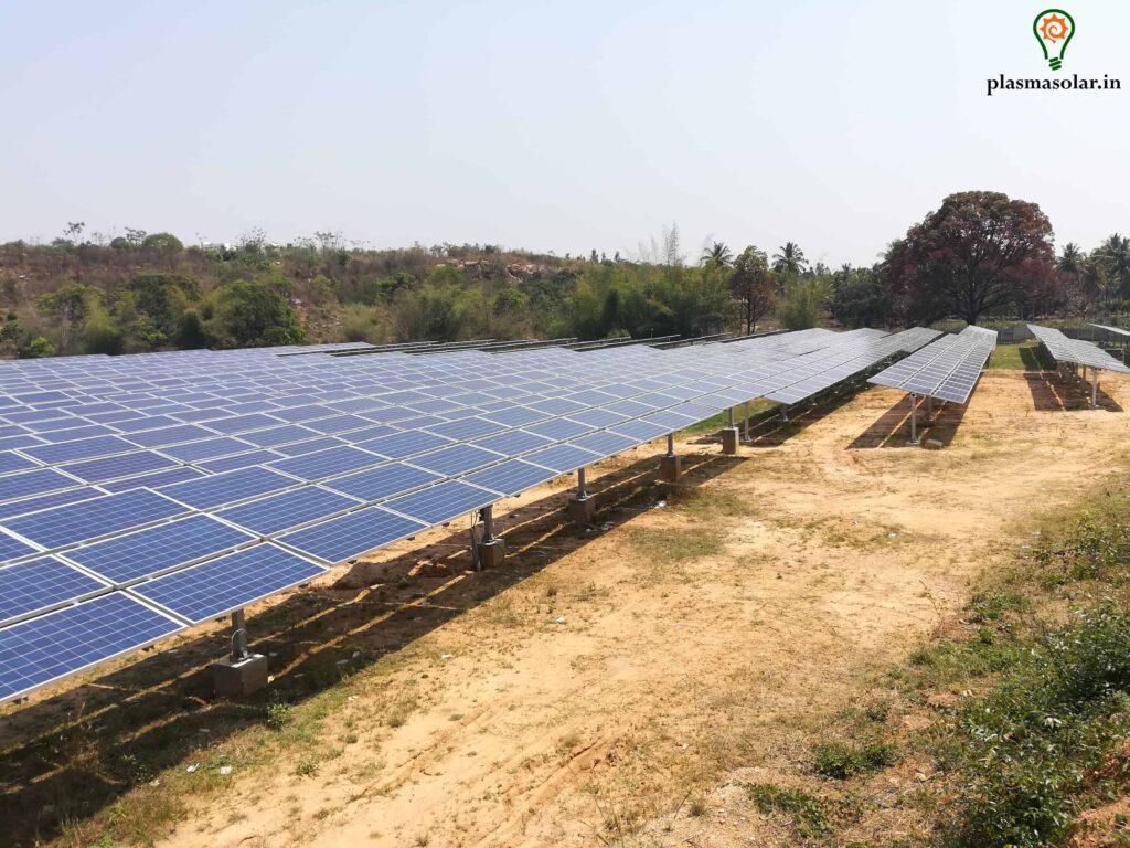 solar power plant near me