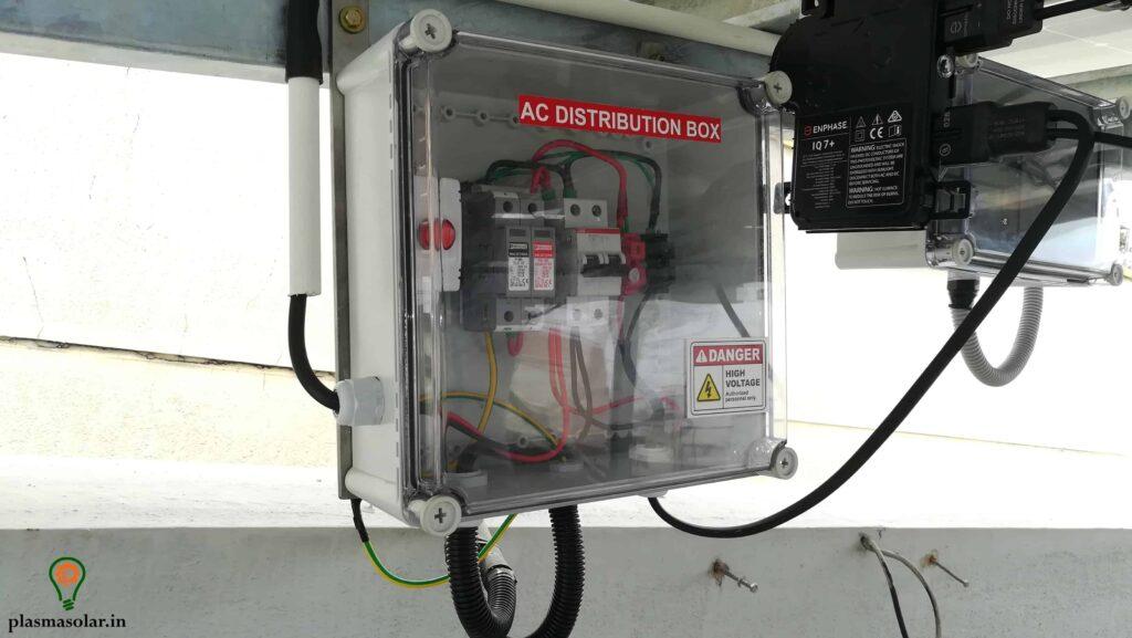 solar microinverter system