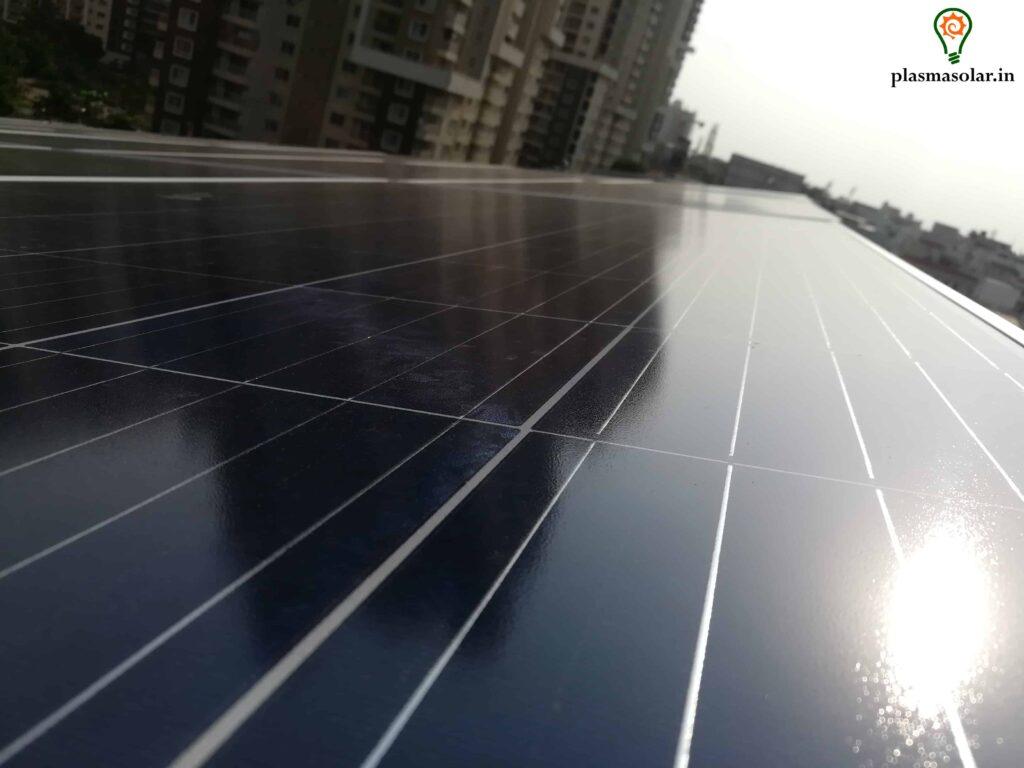 domestic solar panels karnataka