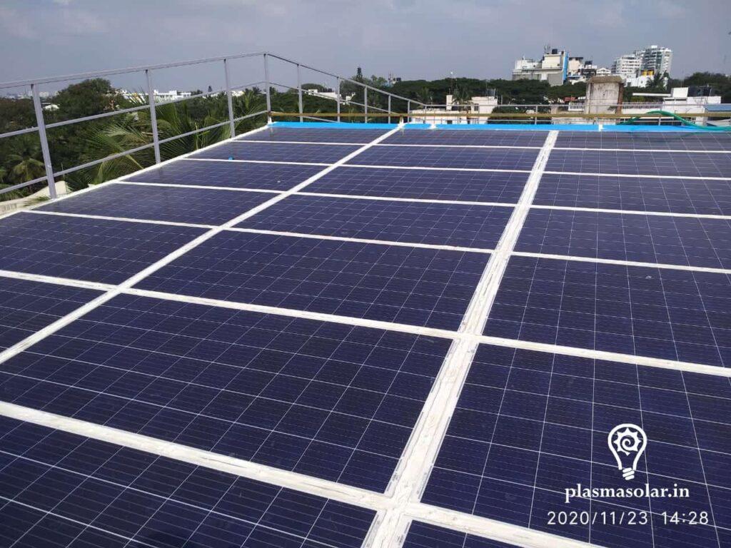 polycrystalline solar panel price in india