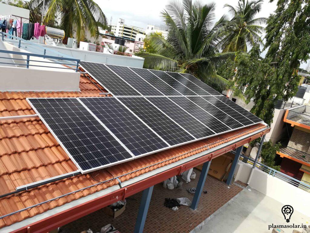 solar rooftop vendors