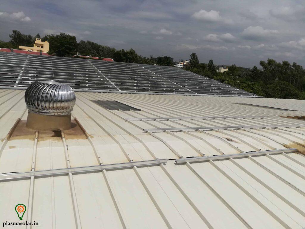 solar off grid battery bank