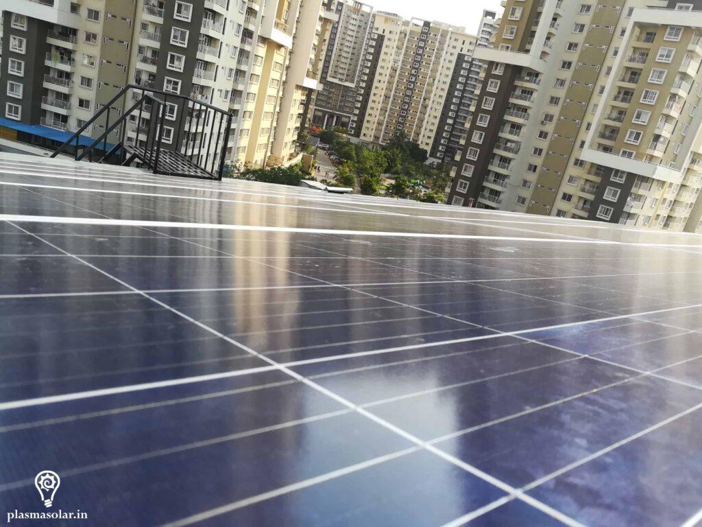 solar home lighting system bangalore