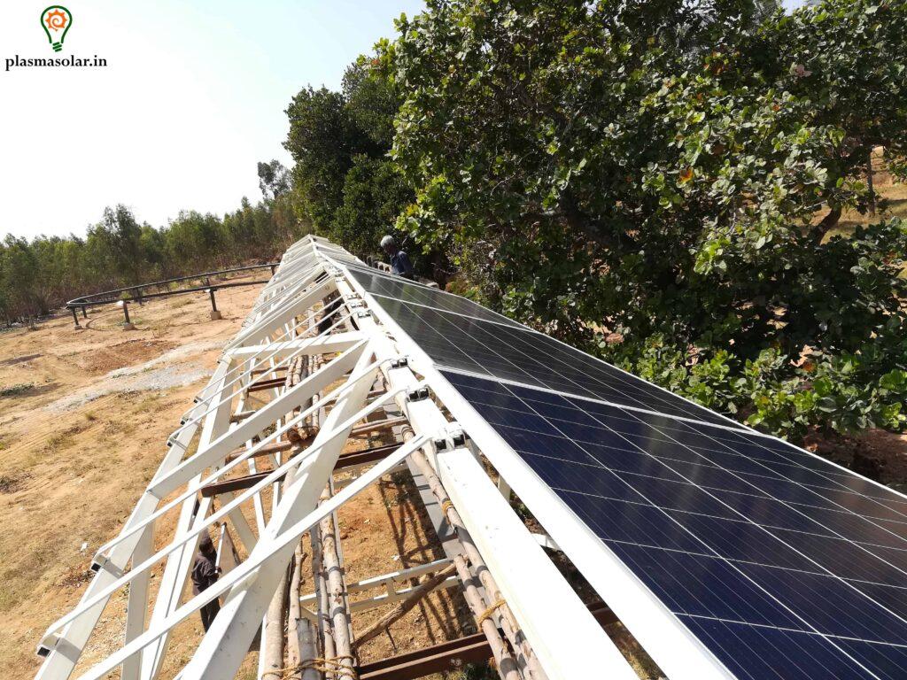BESCOM solar tariffs